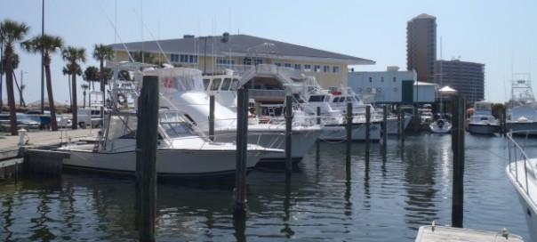 Pensacola Beach Marina – Pensacola Fishing