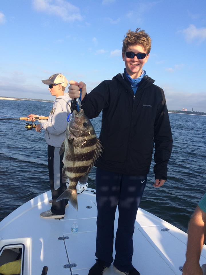 Pensacola Fishing Report 3/8/17
