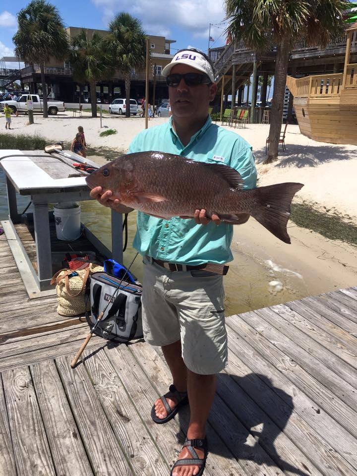 Pensacola Fishing Report 2/15/17