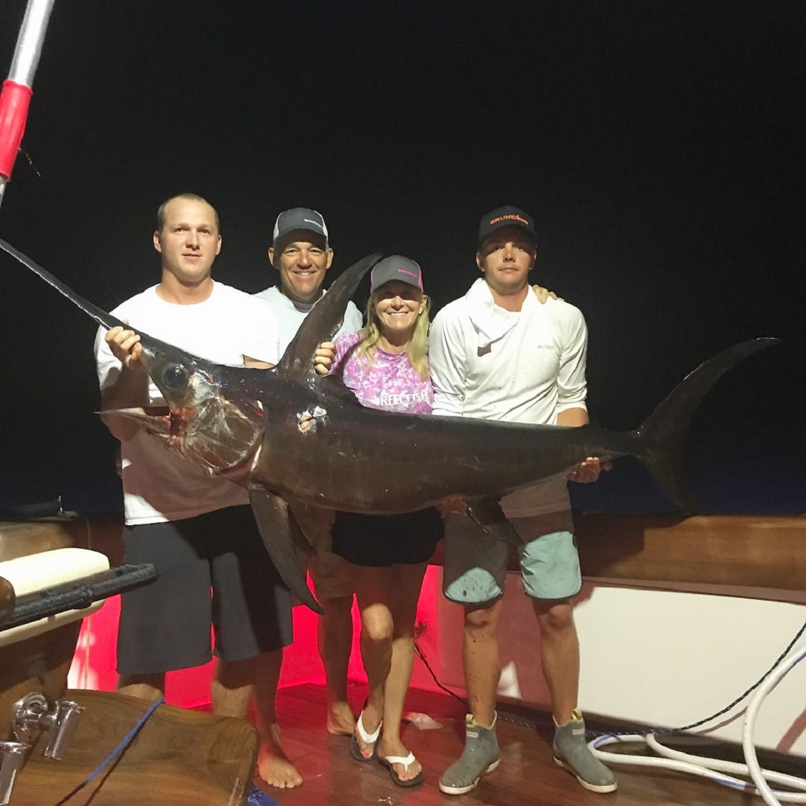 Pensacola Fishing Report 8/17/17