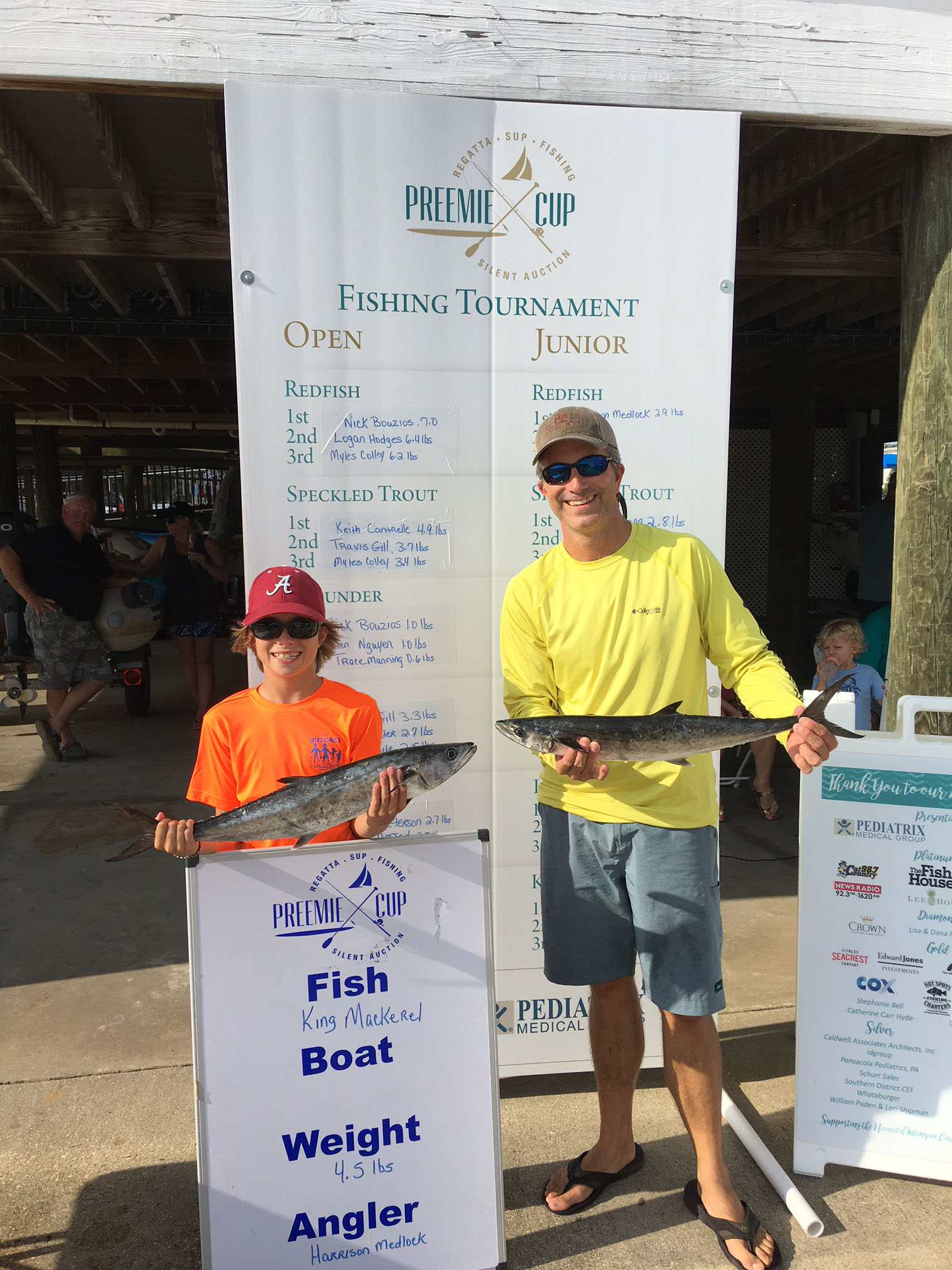 Pensacola Fishing Report 9/14/17